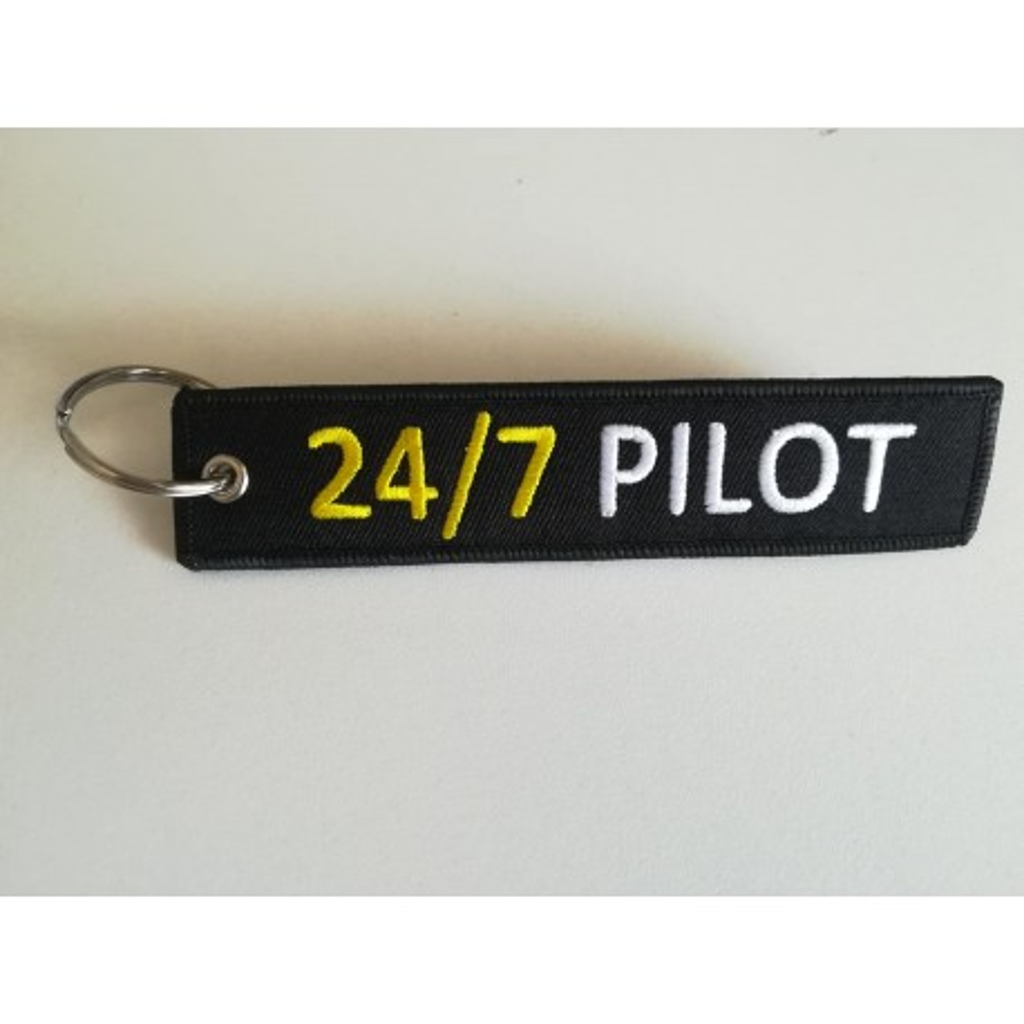 Portachiavi 24/7 Pilot