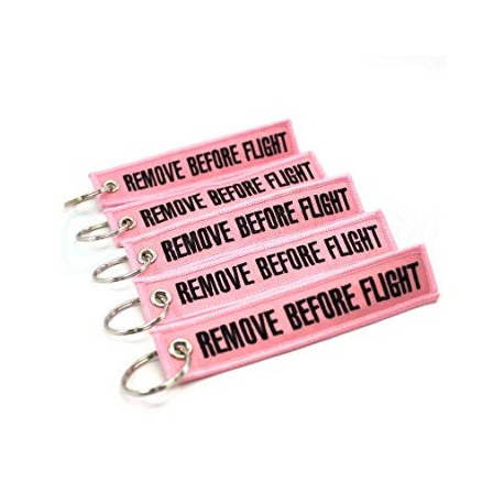 Portachiavi rosa