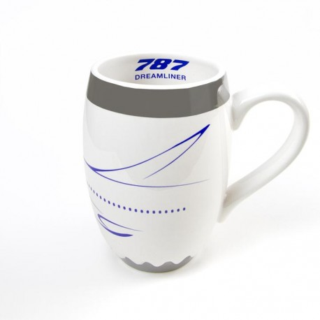 Tazza 787 DREAMLINER