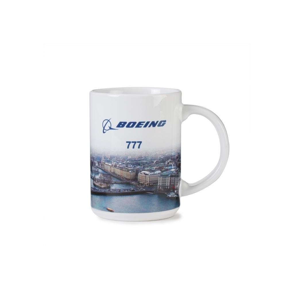 Tazza 777 Boeing