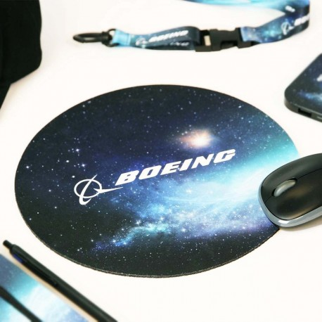 Tappetino per il mouse Boeing Galaxy