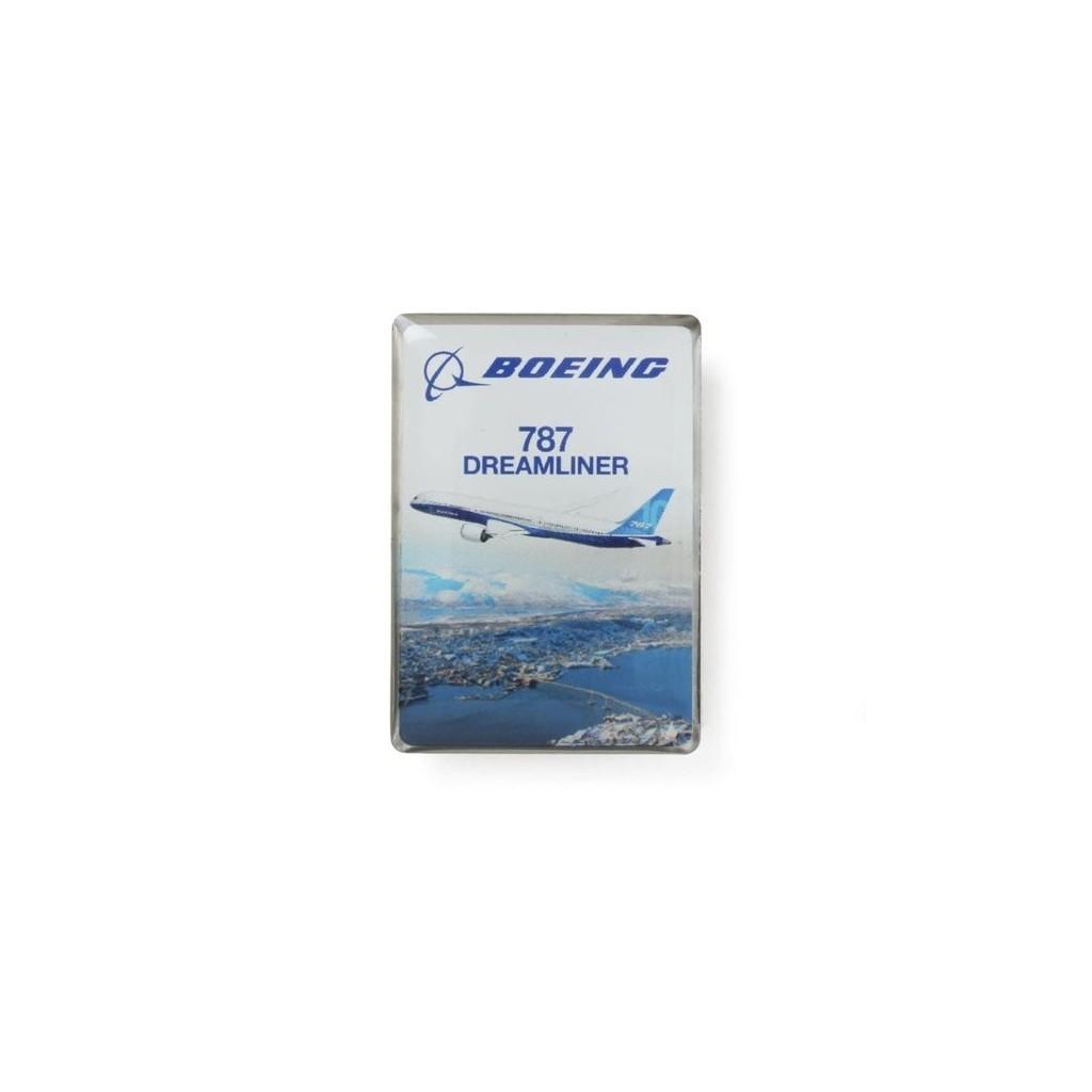 Pin Boeing 787 Dreamliner