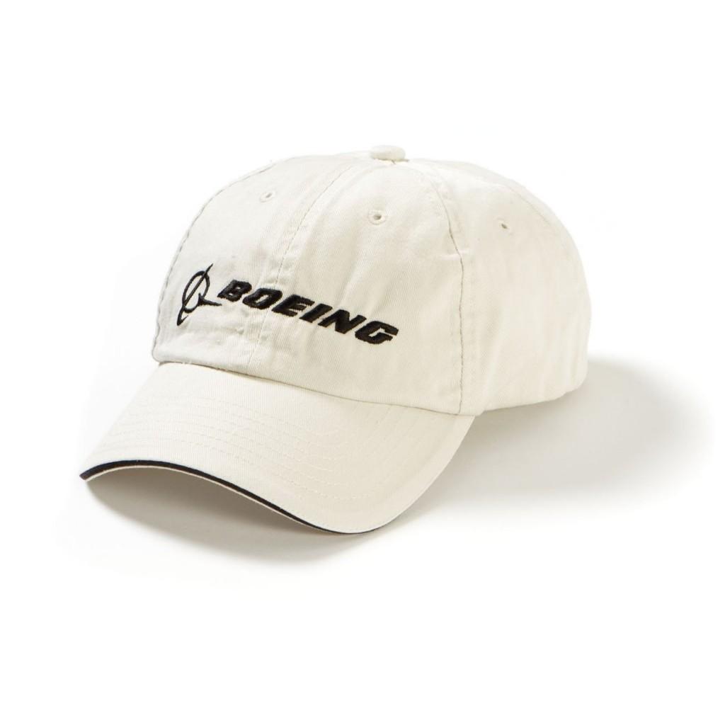 Cappellino con logo Boeing