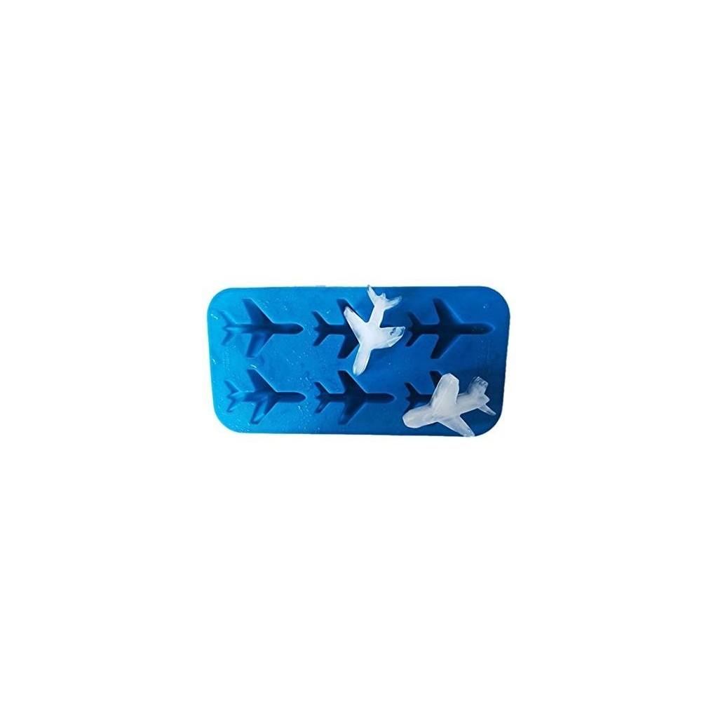Stampo in silicone per cubetti di ghiaccio a forma di aerei