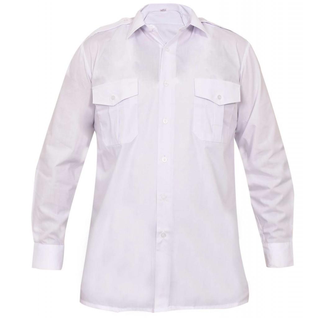 Camicia da pilota UOMO manica lunga