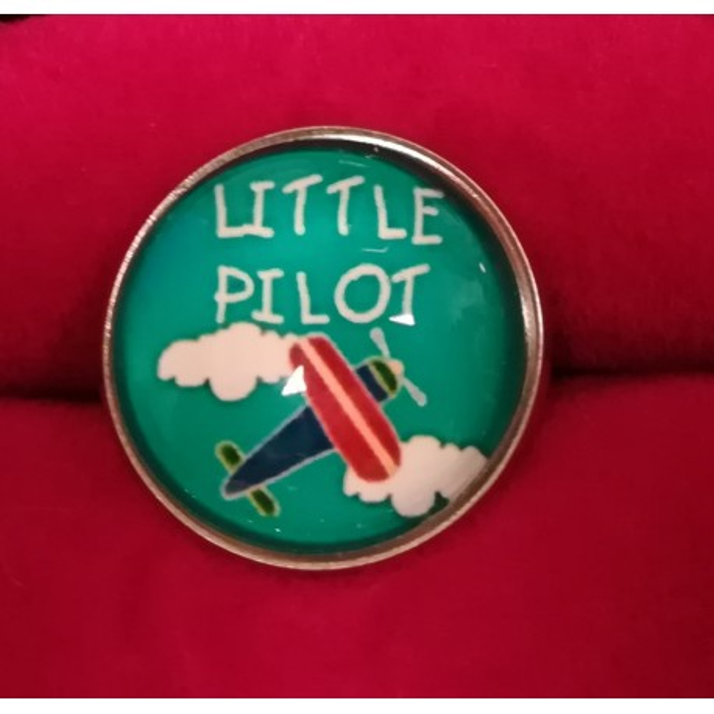 """Spilla """"Pilot"""""""