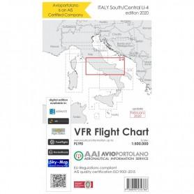 Carte Aeronautiche VFR Avioportolano edizione 2020 - LI-4