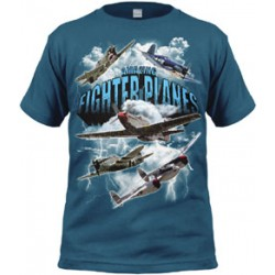 "T-shirt ""Fighter Plane"""