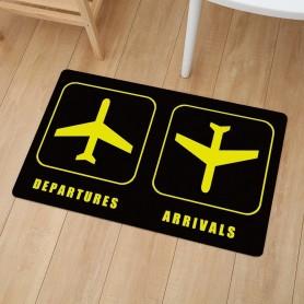 Tappetino antiscivolo Arrivals/Departures