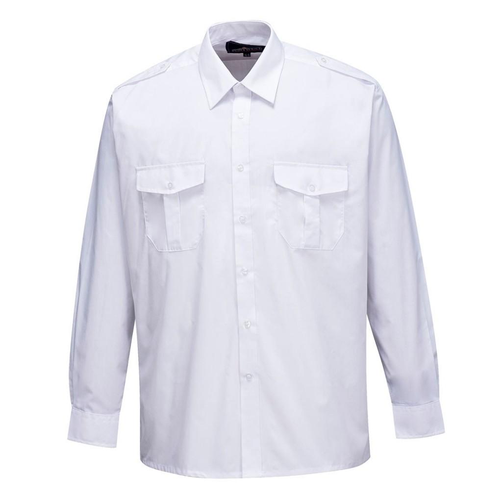 Camicia da pilota manica lunga (uomo)