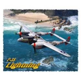P-38 Classic Flight Collection T-shirt
