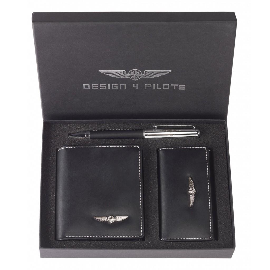 Pilot Wallet Set