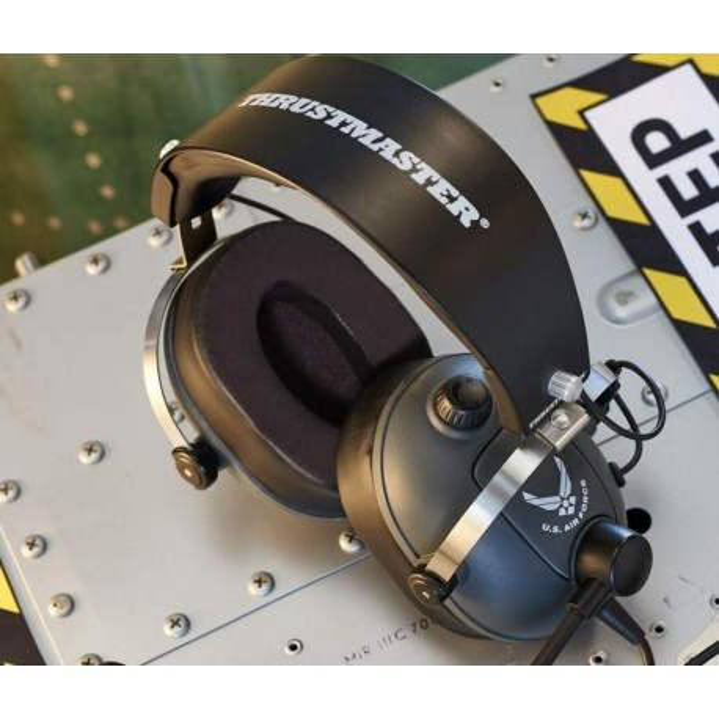 Thrustmaster - T.Flight U.S. Air Force Headset