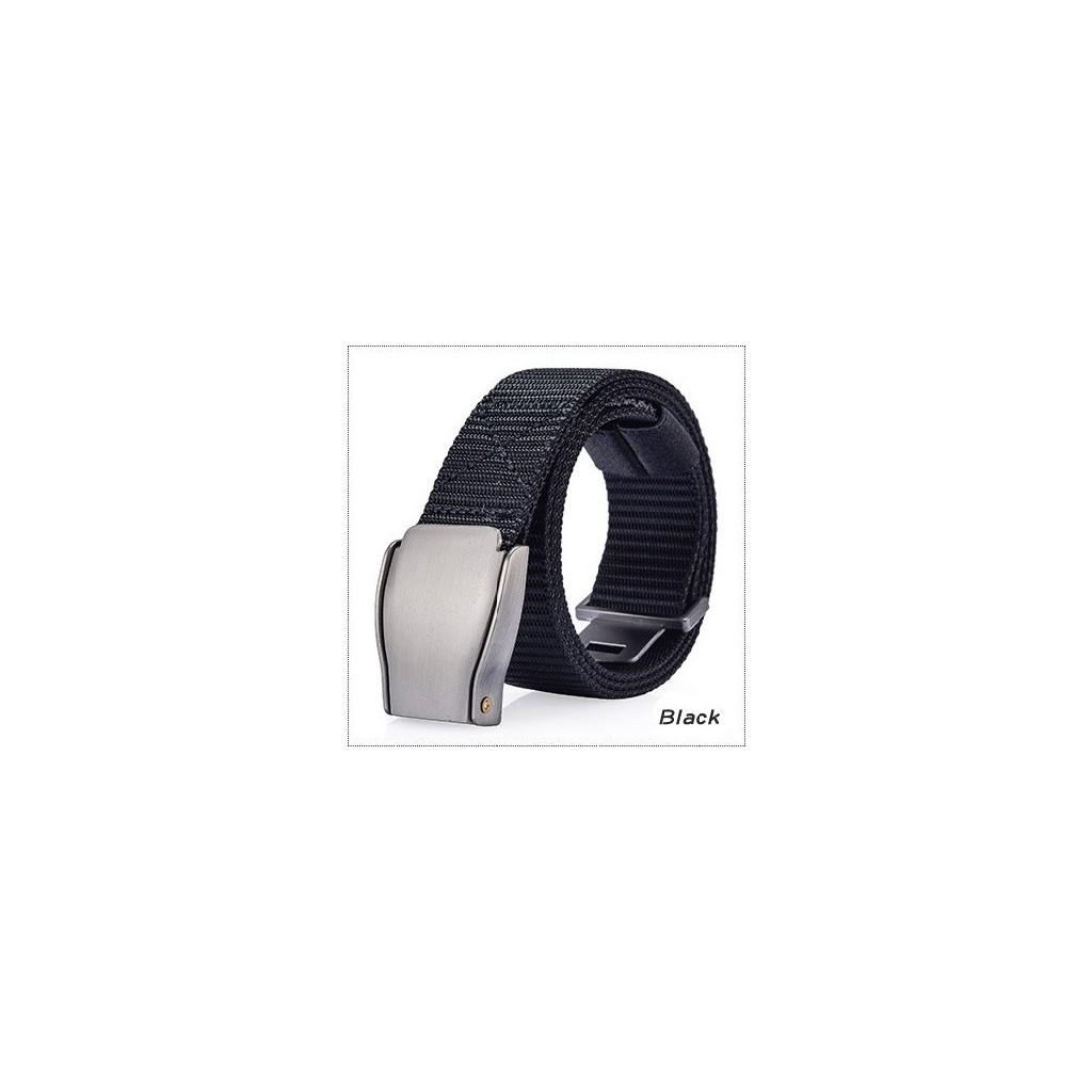 Cintura tessuto con fibbia