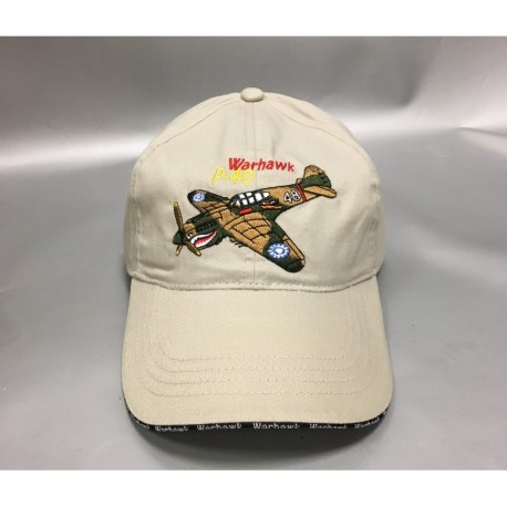 Cappellino P-40 Warhawk