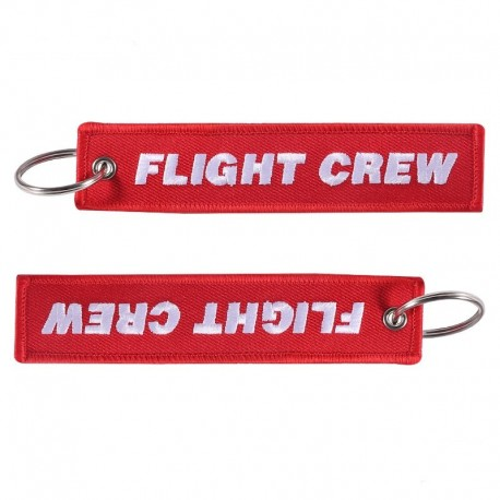 "Portachiavi ""Flight Crew"""