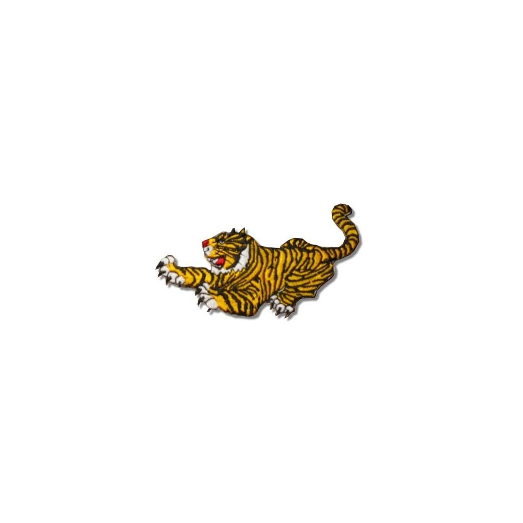 Crawling tiger