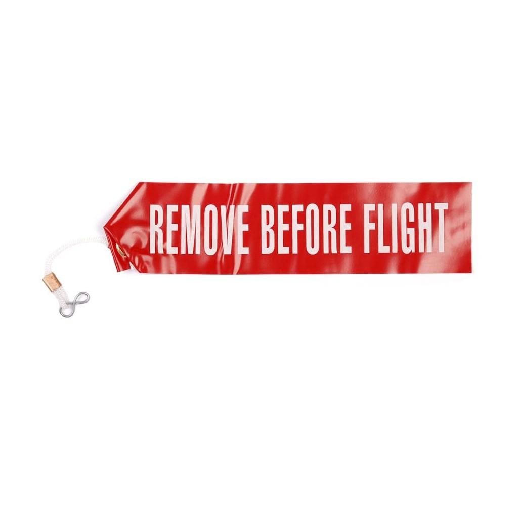 Nastro di sicurezza Remove Before Flight