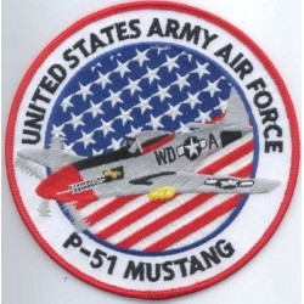 Mustang USAAF