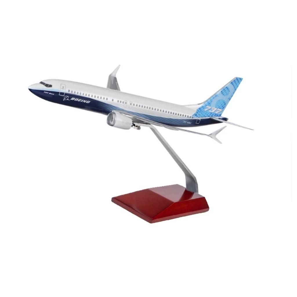 Modellino Boeing 737 MAX