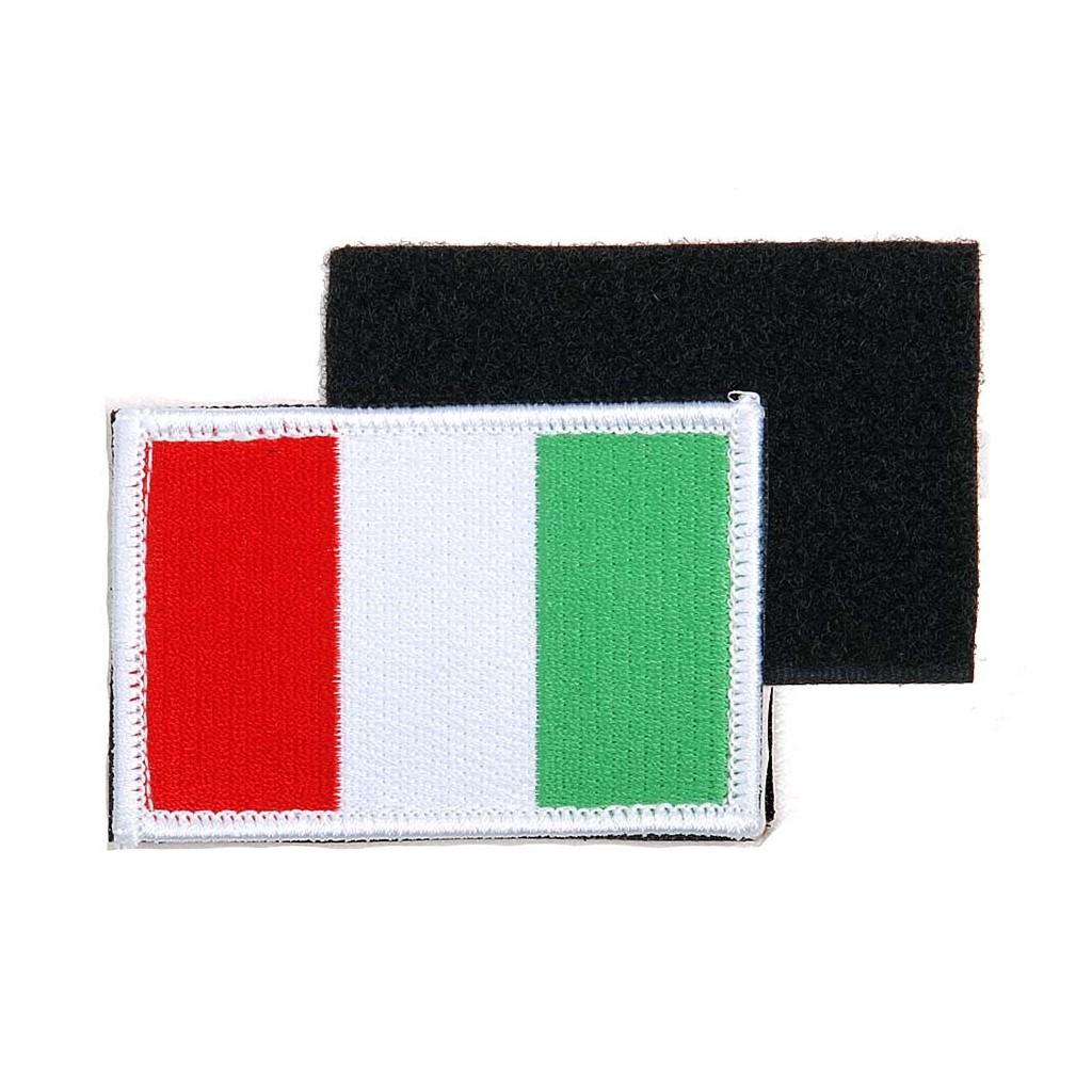 Patch Italia con velcro