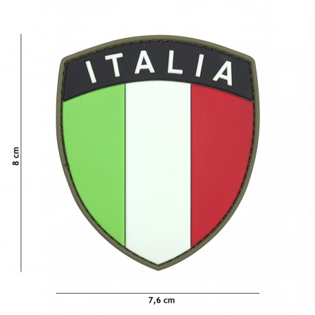 Patch Italia scudetto