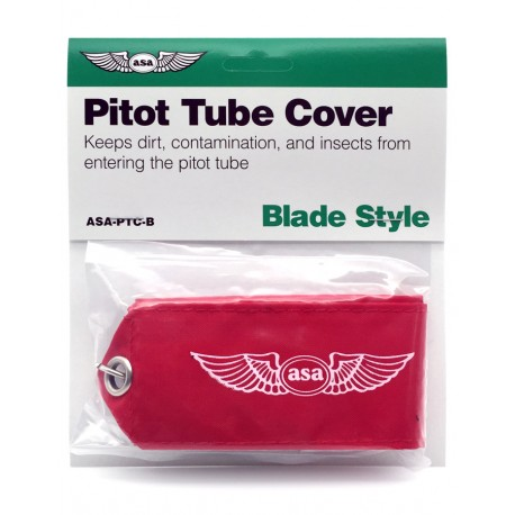 Copri Pitot - Pitot Tube Cover Blade Style
