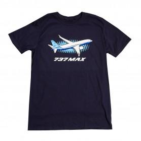 T-Shirt 737 MAX