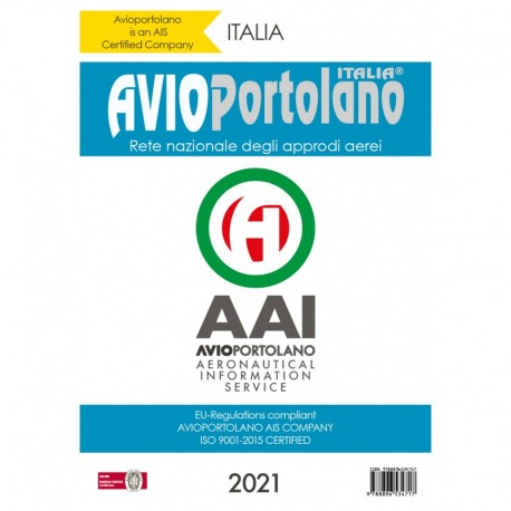 Avioportolano Italia 2021