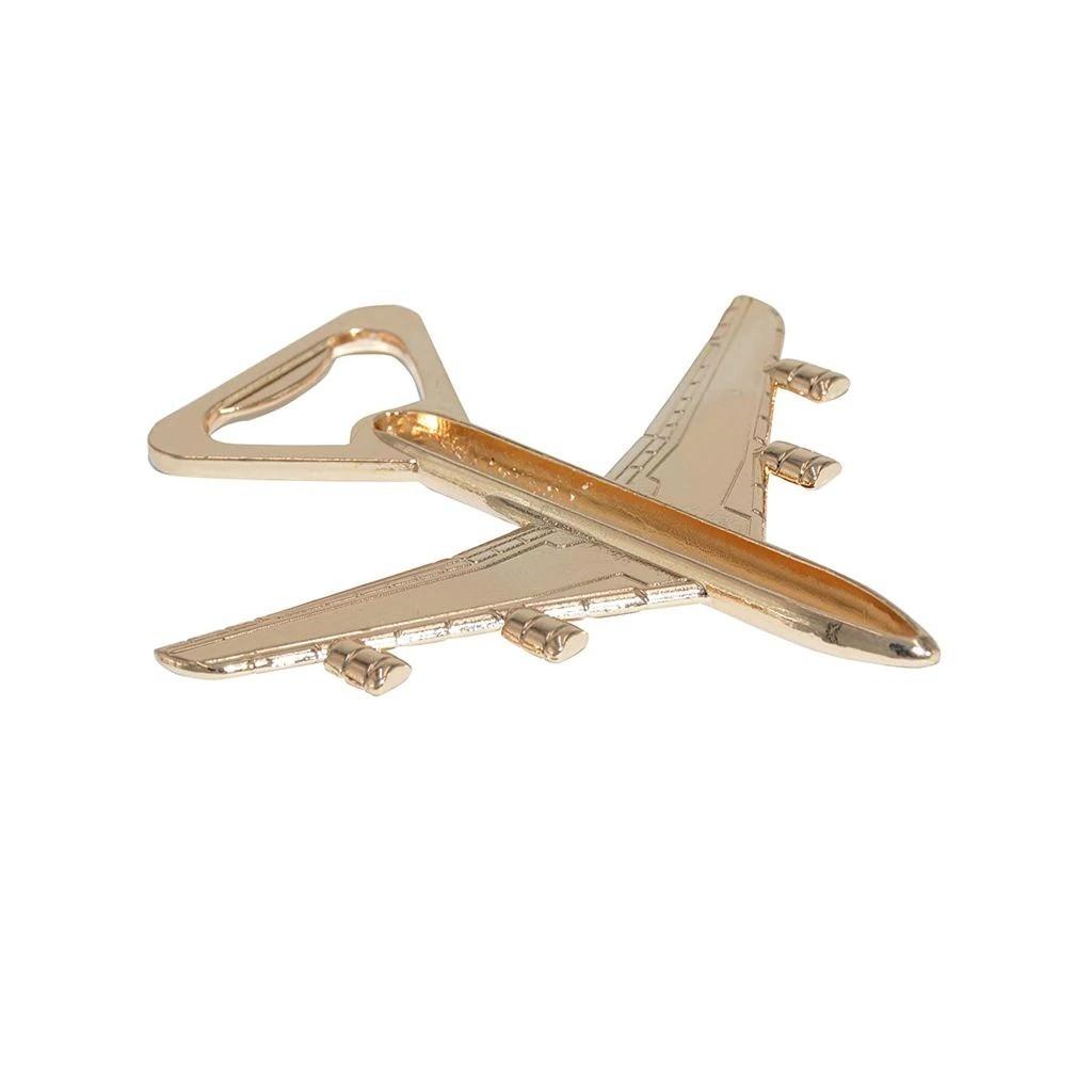 Apribottiglie a forma di aereo