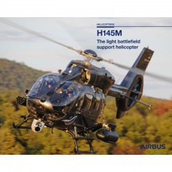 Poster Airbus H145M - Helicopters