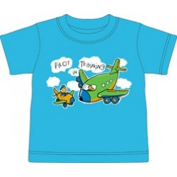 "T-shirt ""Pilot in training"""