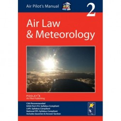 BTT020 APM 2 AVIATION LAW & METEOROLOGY - VOL 2 NEW EASA