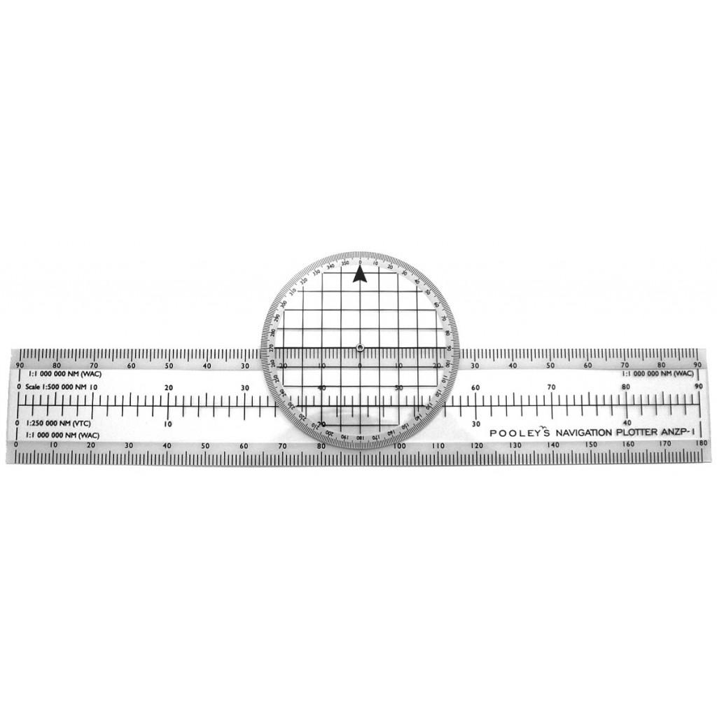 NAN020 ANZP-1 Plotter con goniometro rotante
