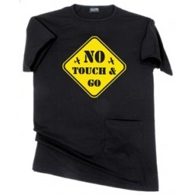 Camicia da notte NO TOUCH & GO