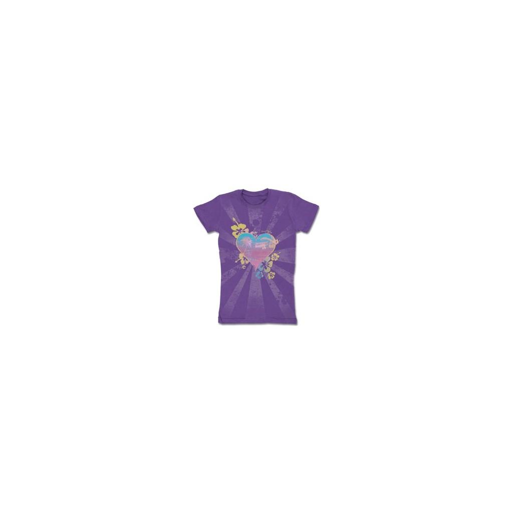 """T-shirt """"Foil heart"""""""