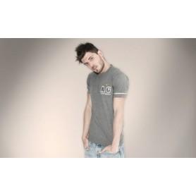 T-shirt Uomo grigia AVIAZIONE GENERALE