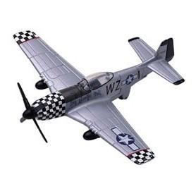 Modellino aereo P-51