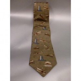 Cravatta Americana Series Spirit of Kitty Hawk