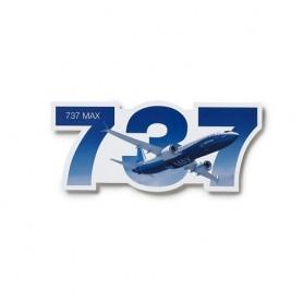 Adesivo Boeing 737-MAX
