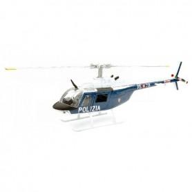 Agusta Bell AB206 POLIZIA 1:34