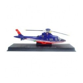 AgustaWestland AW109 PROTEZIONE CIVILE 1:43