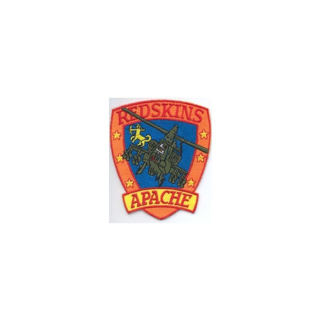 Apache Redskins