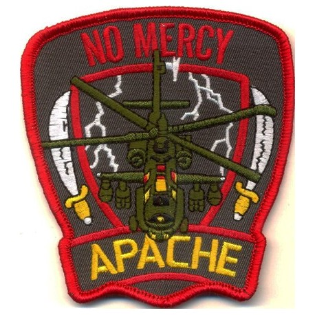 Apache No Mercy