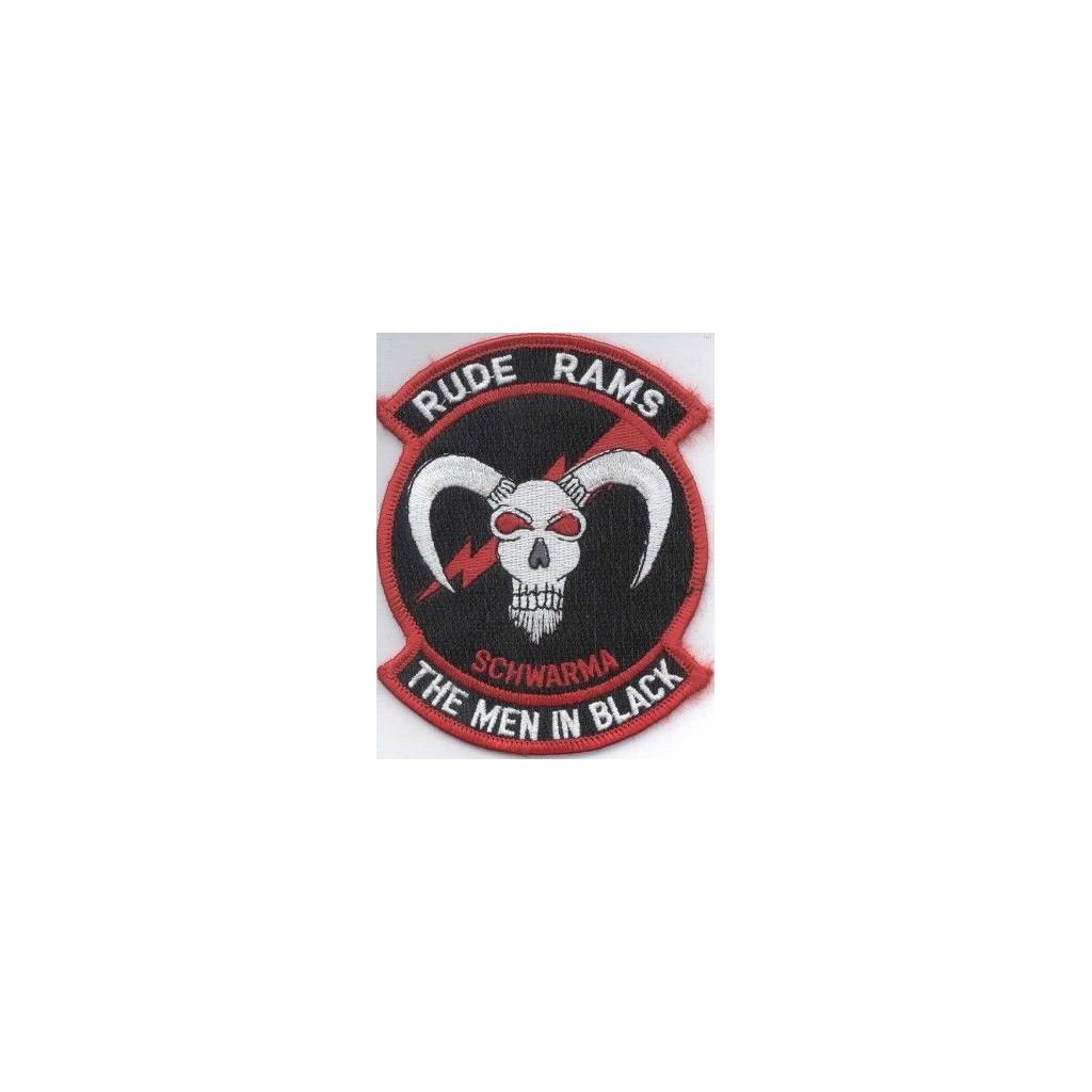 Rude Rams UsaF F-16