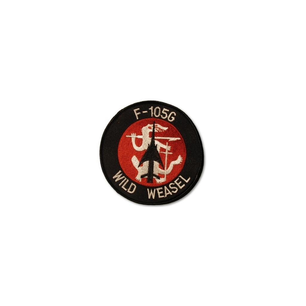 F105g Wilde Weasel