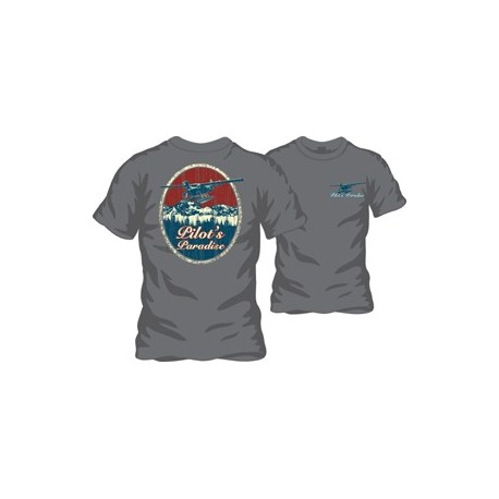 North Woods Paradise T-shirt
